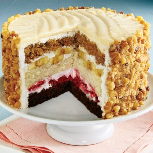 Pin by Trish Schumacher on Delicious Cakes Pinterest Fresh fruit