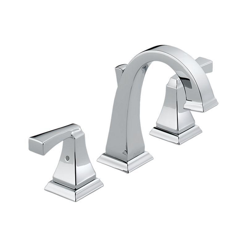 3551LF Dryden™ Two Handle Widespread Lavatory Faucet : Bath ...