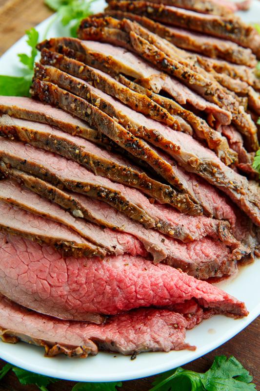 Perfect Eye Of Round Roast Beef Recipe Roast Beef Recipes Top Round Roast Recipe Round Steak Recipes