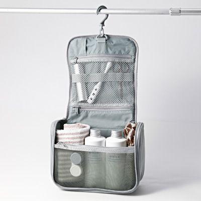 Muji Travel Toiletries Case