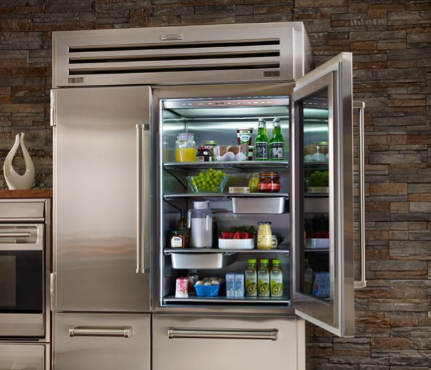 Subzero Wolf Appliances Interstatekitchensupply Appliances Interstate Housetrends Fridge Outdoor Kitchen Appliances Outdoor Kitchen Design Luxury Kitchens