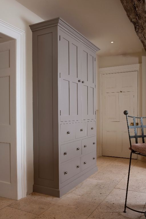 Need to do a floor to ceiling armoire in my master bath ...
