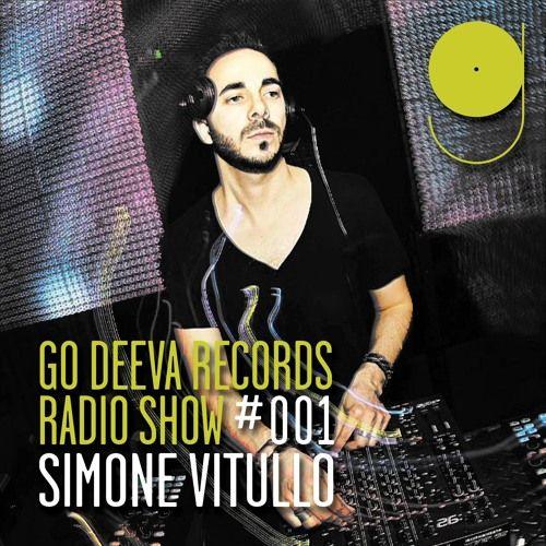 Go Deeva Records Radio Show #001 Simone Vitullo by Go Deeva Records on SoundCloud