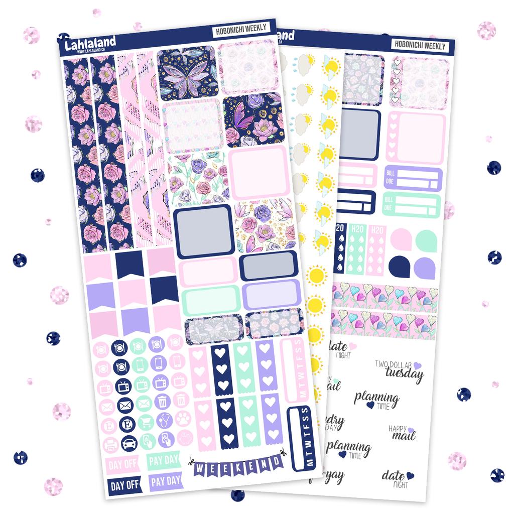 Pin On Printable Hobonichi Weeks Stickers