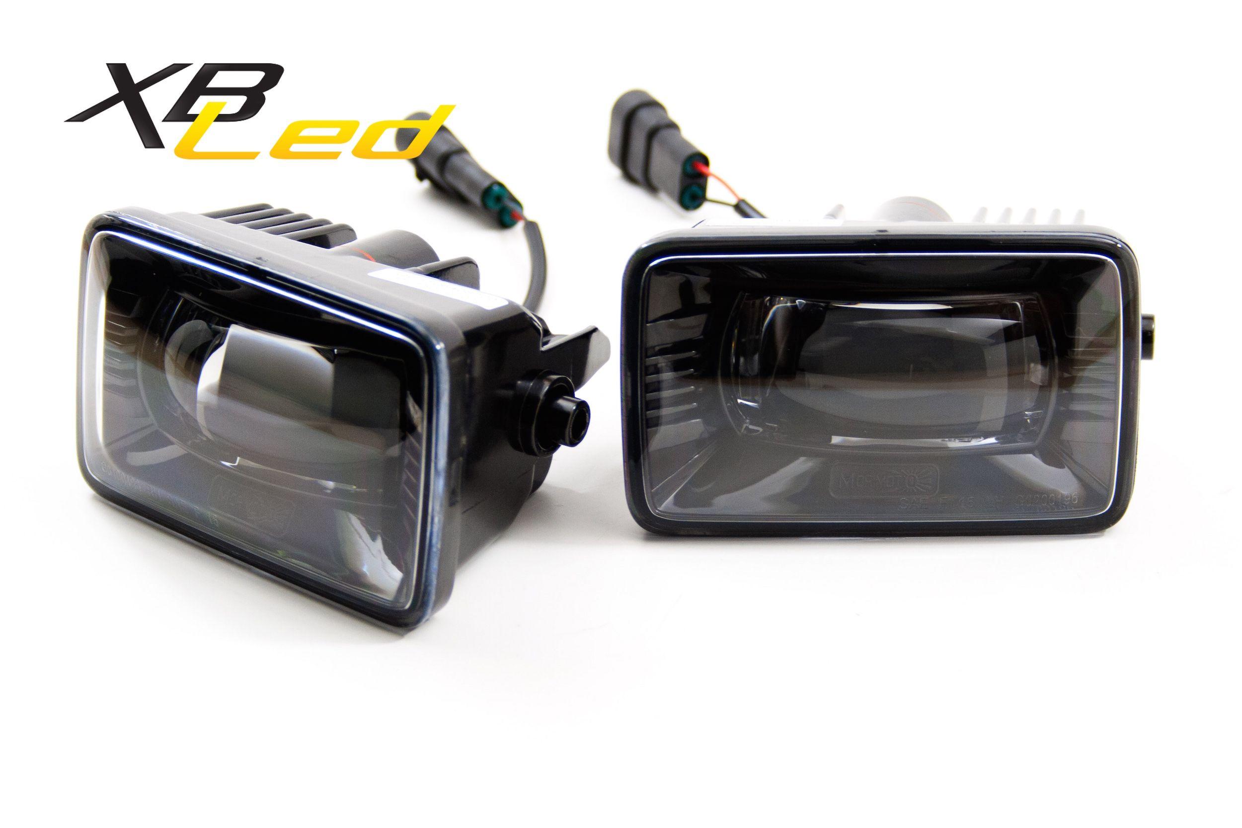 Details About Ford F150 2015 Morimoto Xb Led Fog Lights F 150