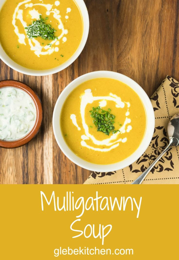 mulligatawny soup - glebe kitchen