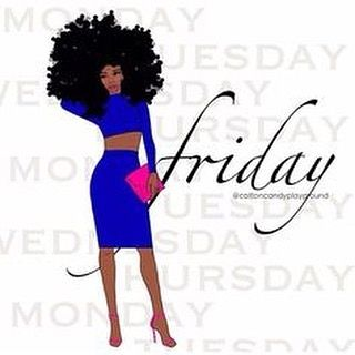 Good morning may your day be filled with giggles, curls & coils!! Happy Friday! #TaliahWaajidBrand #NaturalHair #TropicalHair #LoveMyCurls #LuciousHair #NaturalHairProducts #WNHS #NYC #WNHBE