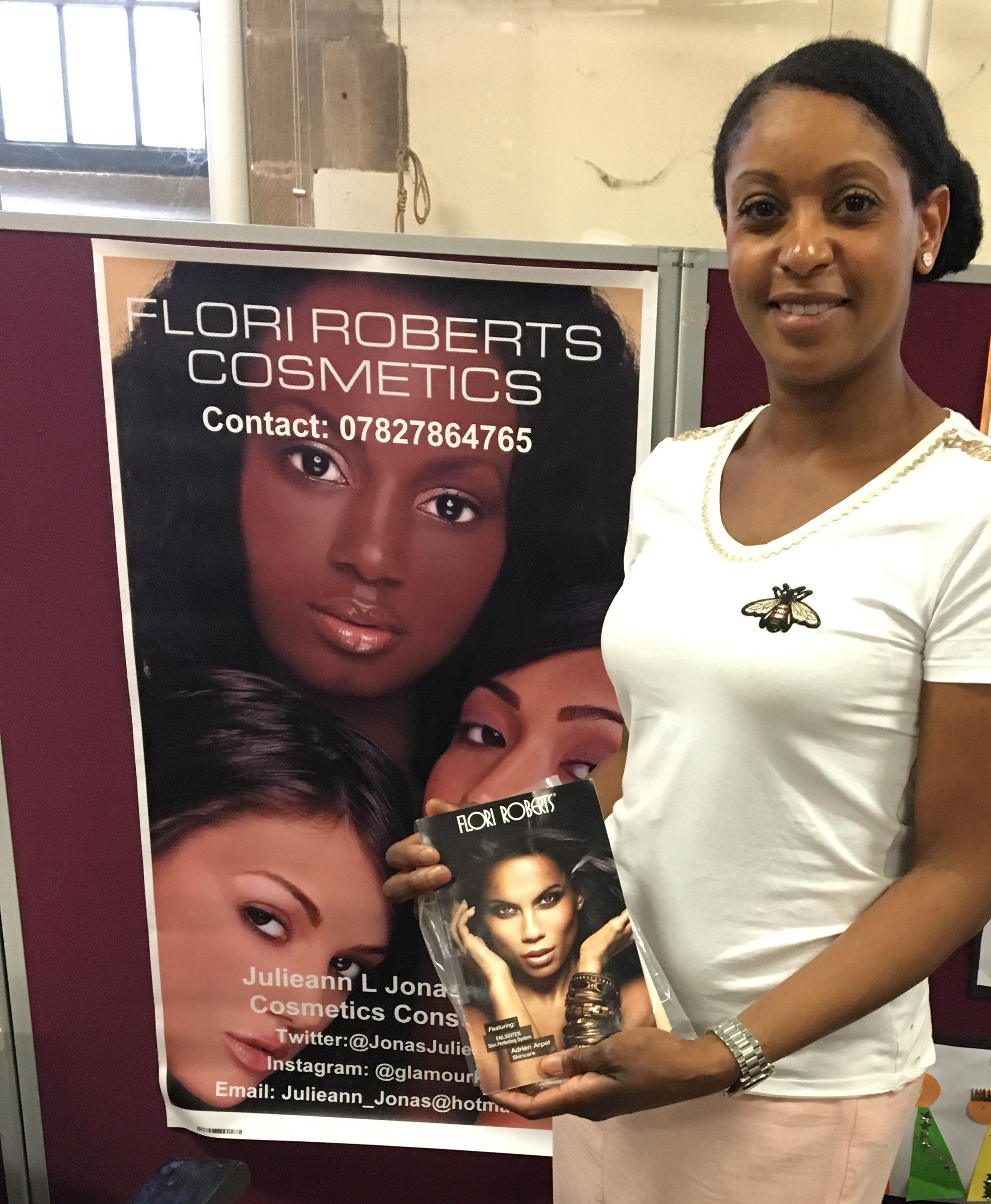 U.K. Flori Roberts Cosmetics (With images) It cosmetics