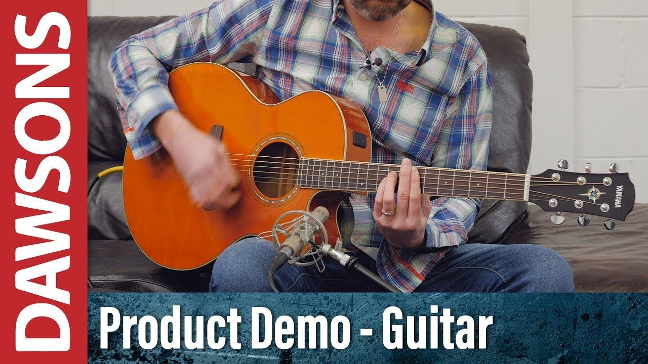 Yamaha Cpx 600 Electro Acoustic Guitar Review Youtube Yamaha Guitar Guitar Electro Acoustic Guitar