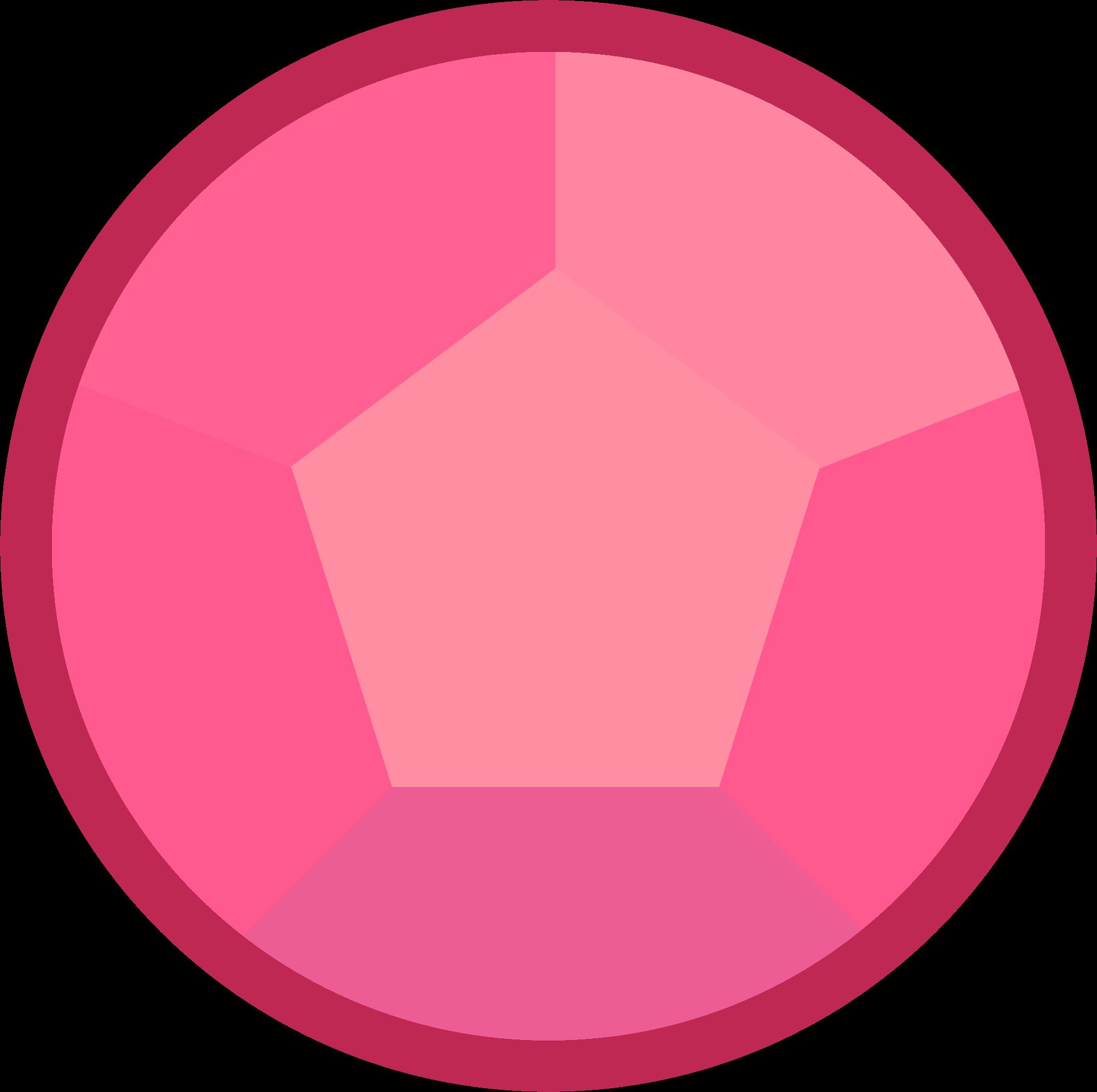 Rose Quartz S Gem Steven Universe Steven Universe