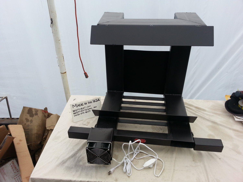 K3q Fireplace Grate Heater Furnace Blower Tube Heat