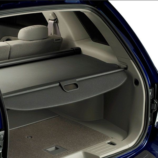 Conceal Your Possessions Using This Retractable Cargo Shade Compressible End Caps With Push Button Lock For Easy Installation And Removal C Gmc Terrain
