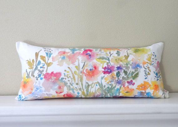 Extra Long 12x26 Lumbar Pillow Cover от Pinelebaystudio