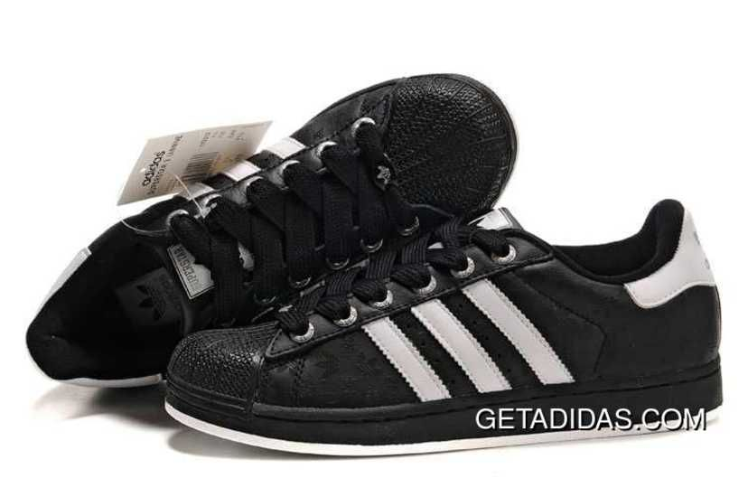 Famous Brand Durable Super Series Black Womens Adidas Superstar 35Th Anniversary New Style