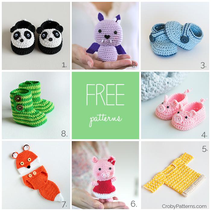 FREE Crochet Patterns | Crocheting | Pinterest | Zapatillas converse ...