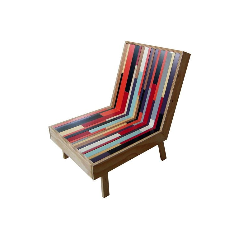 Furniture:Unusual And Colorful Unique Chair Patio With Wooden ...