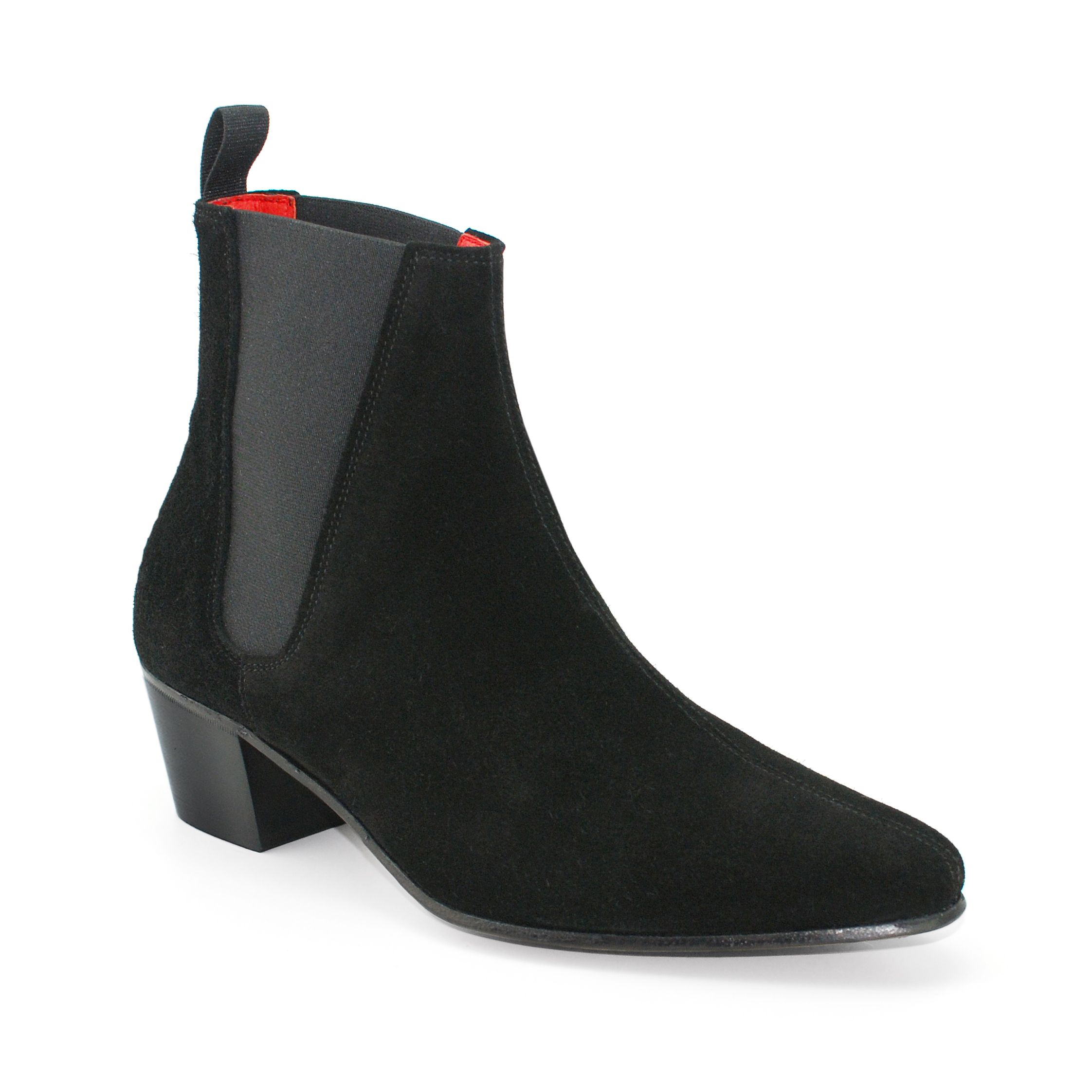 acdae10aabd High Cavern Black Suede | SHOES AND CLOTHES in 2019 | Beatle boots ...