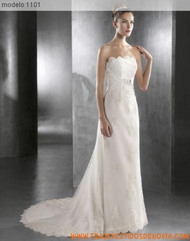 1101 vestido de novia lugo novias | vestidos de novia en figueres