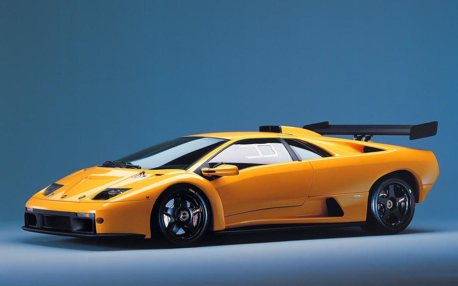 Lamborghini Diablo Lamborghini Diablo Yellow Imagenes De Fondo De