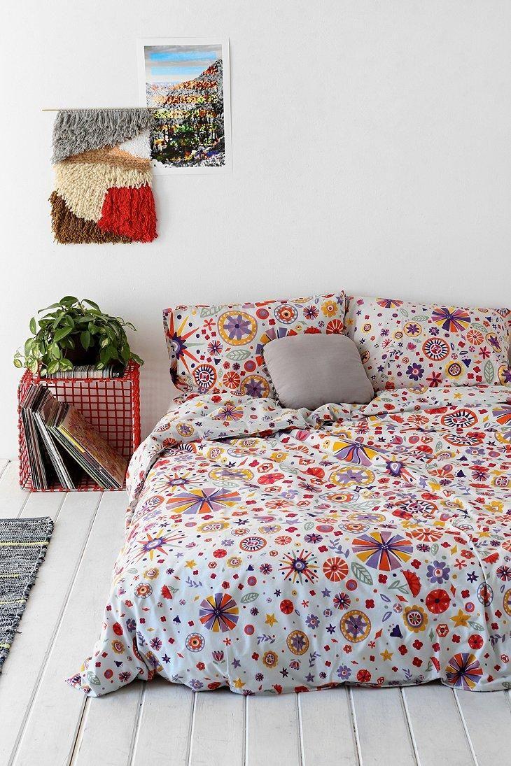 plum & bow scandinavian duvet cover #urbanoutfitters | #uohome