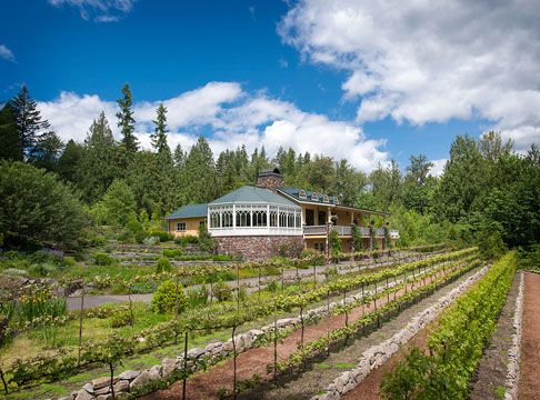Storybook Farm Vineyard House And Conservatory Redmond Wa Wedding Venue