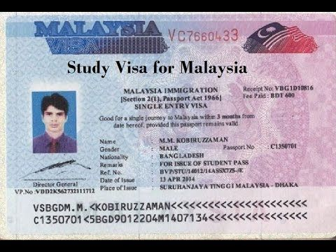 Malaysia Student Visa, How to get Student Pass and Visa for International Students - WSL Consultants   Student, Lettering, Uk visa