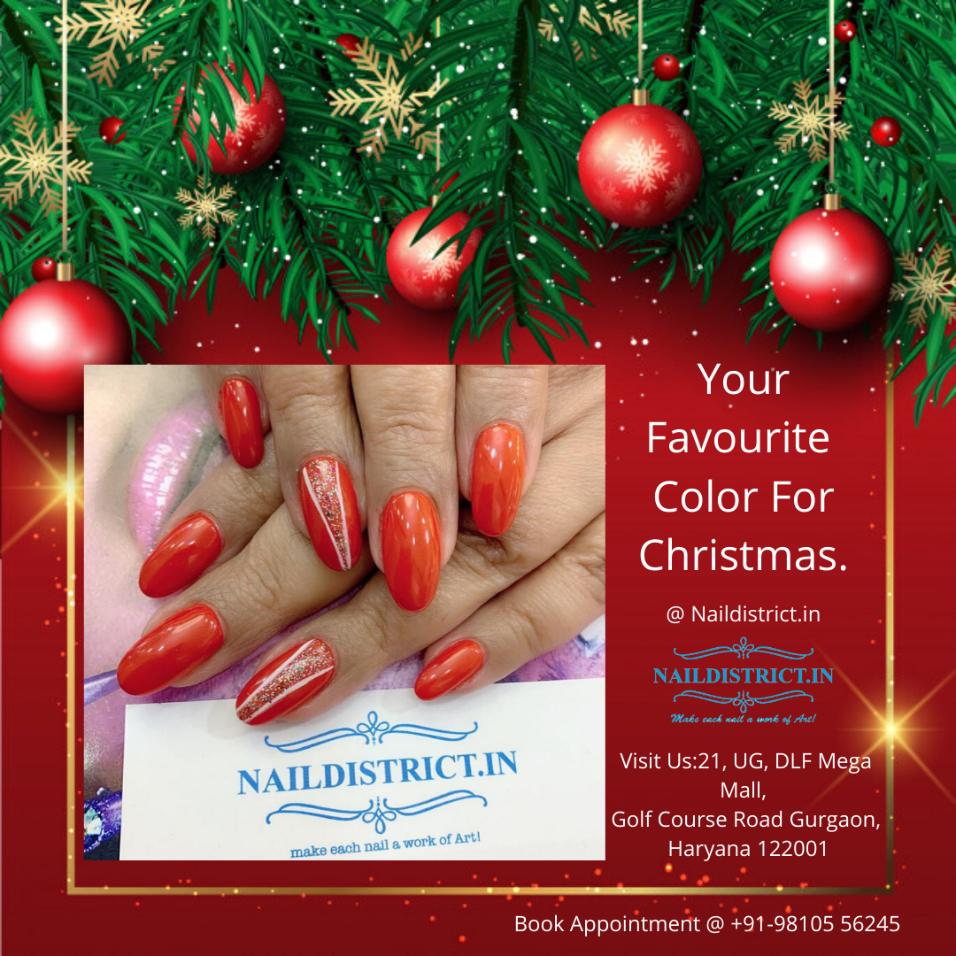 YOUR FAVOURITE COLOR FOR CHRISTMAS Book Appointment @ +91