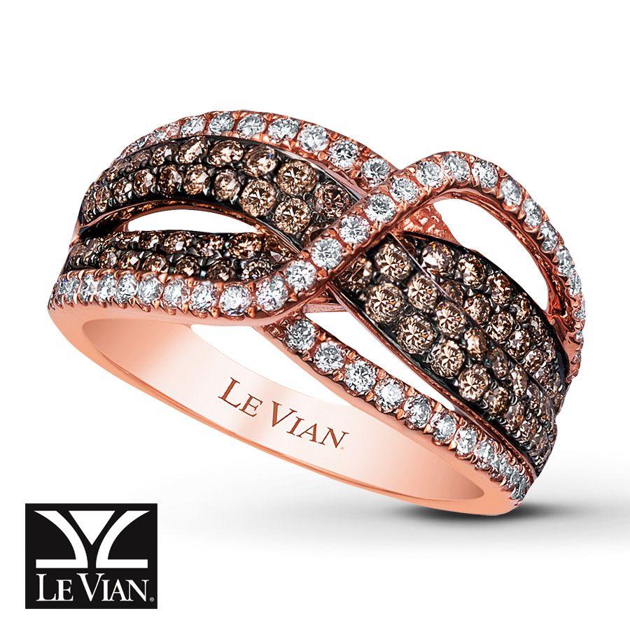 Jared Chocolate Diamond Rings Jared LeVian Chocolate Diamonds 1