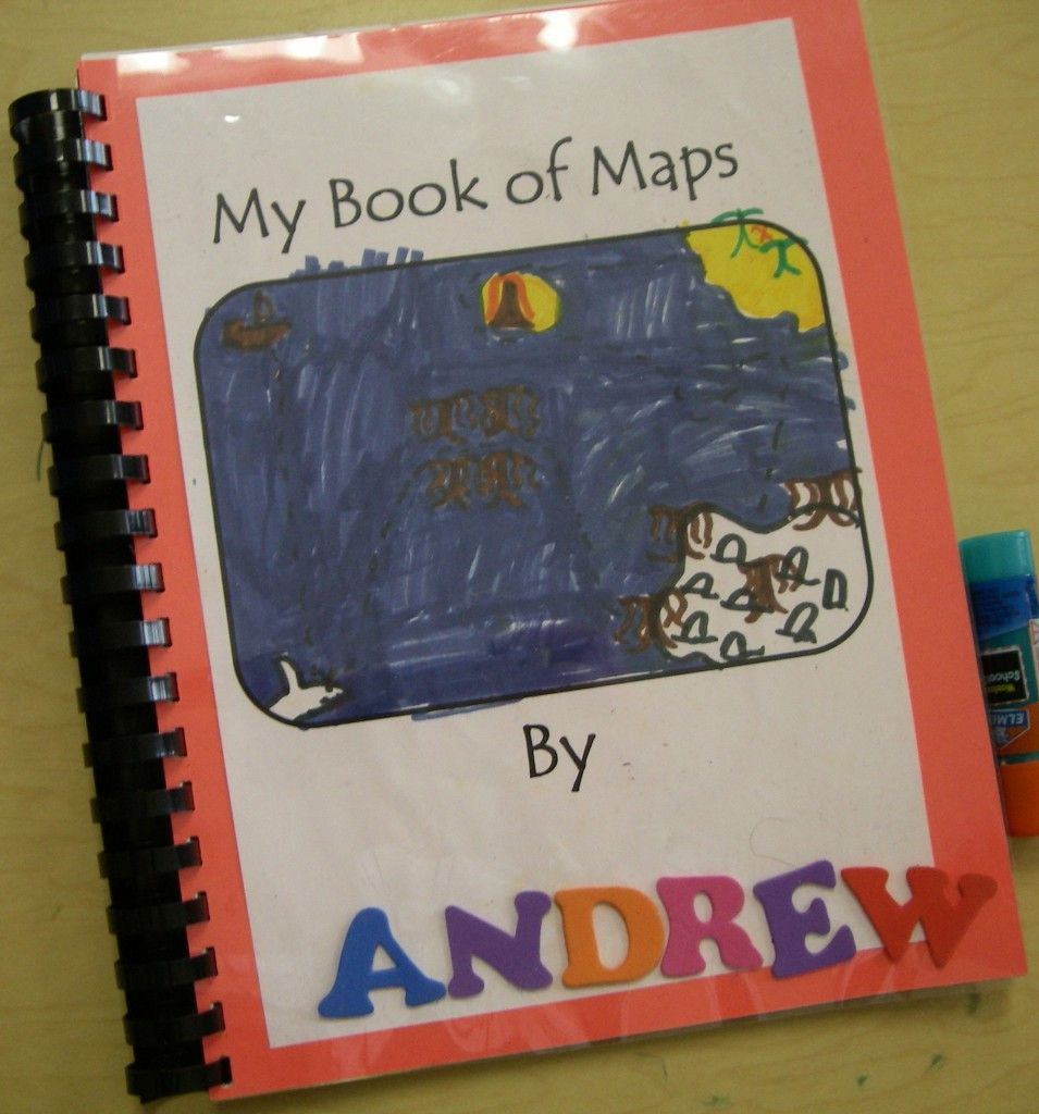 Geography and Maps Kindergarten Lesson Plan  TeachingSocial