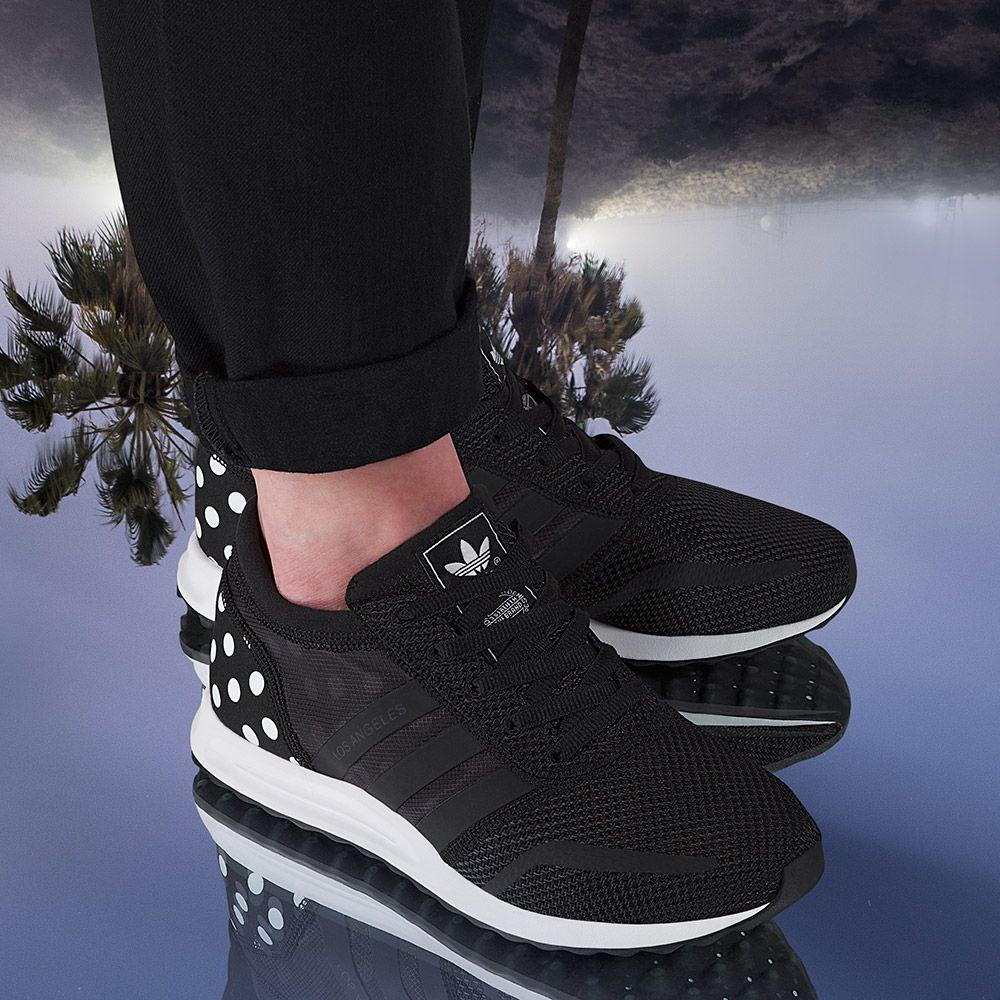 Adidas Los Angeles Black And Copper