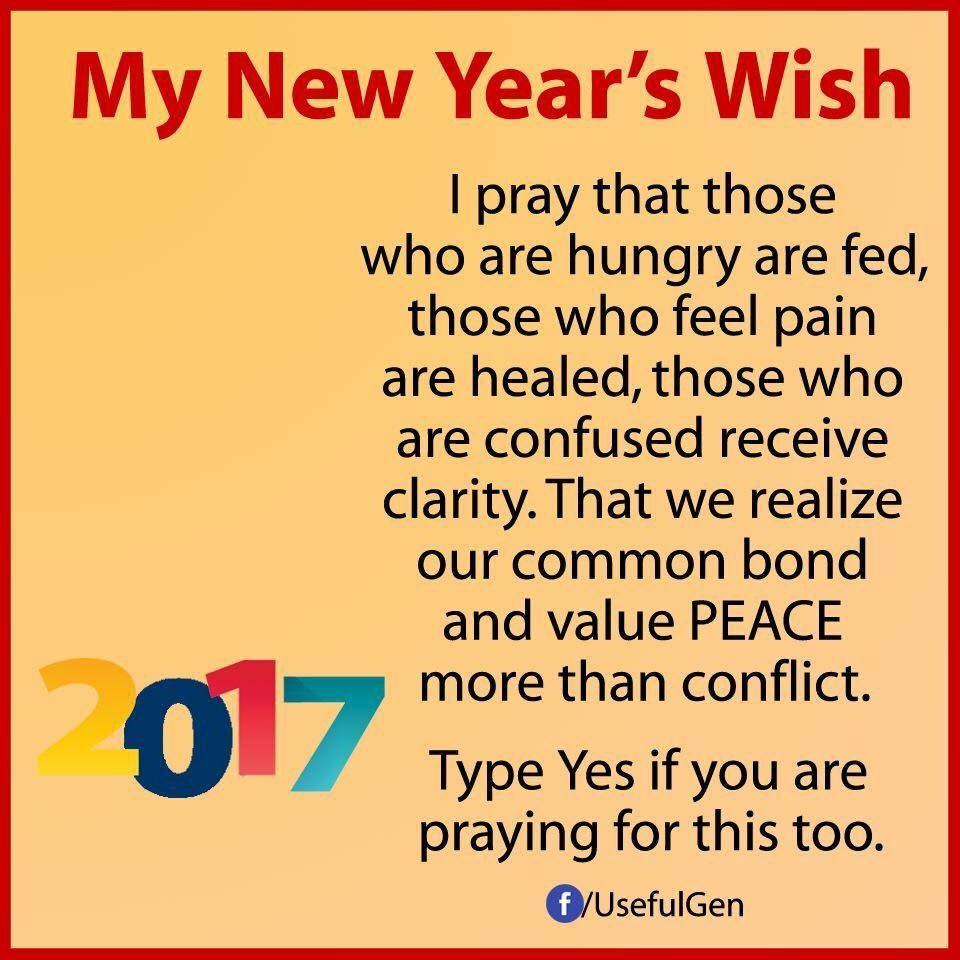 Pin by Linda Miller on Prayer New year wishes, Feelings