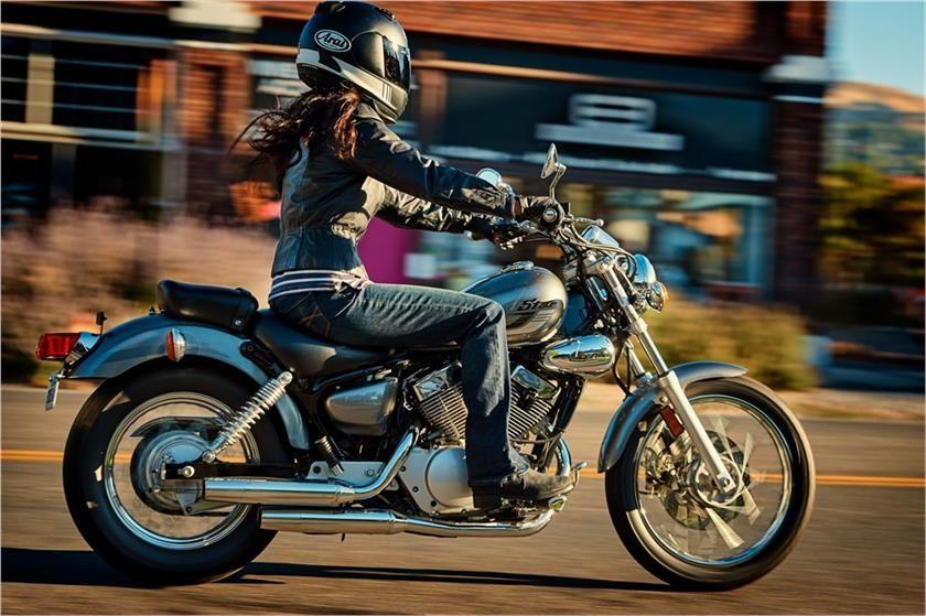 2017 Yamaha V Star 250 Cruiser/Touring Motorcycle