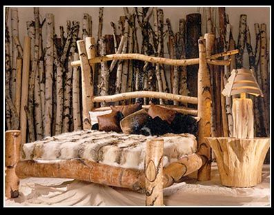 Bedroom Furniture Reclaimed Wood rustic custom made furniture, reclaimed wood furniture, log