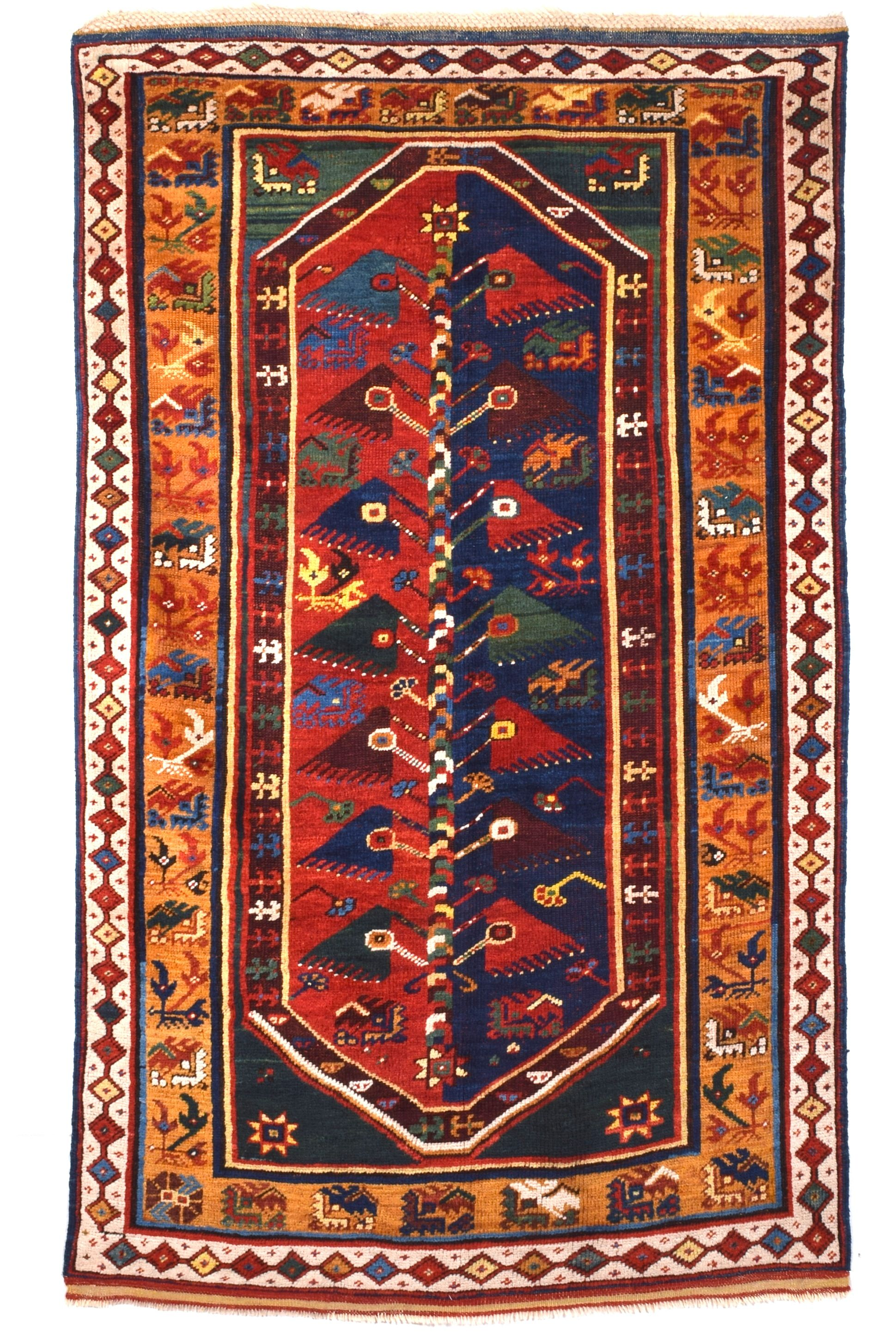 Megri Rug Early 19 Th Century Size 113 X 185 Plastic Carpet Runner Rugs Rug Gallery
