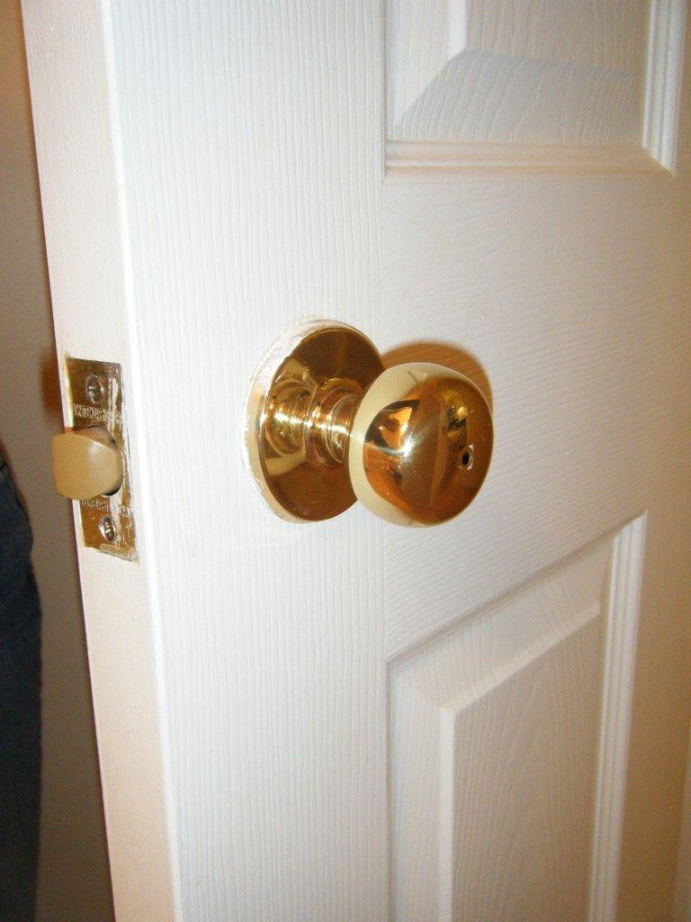 Door Knob DIY. Inexpensive Way To Update Or Match Your Existing Doorknobs.