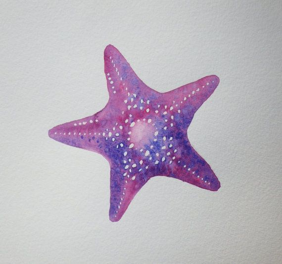 starfish watercolor - Yahoo Image Search Results ...
