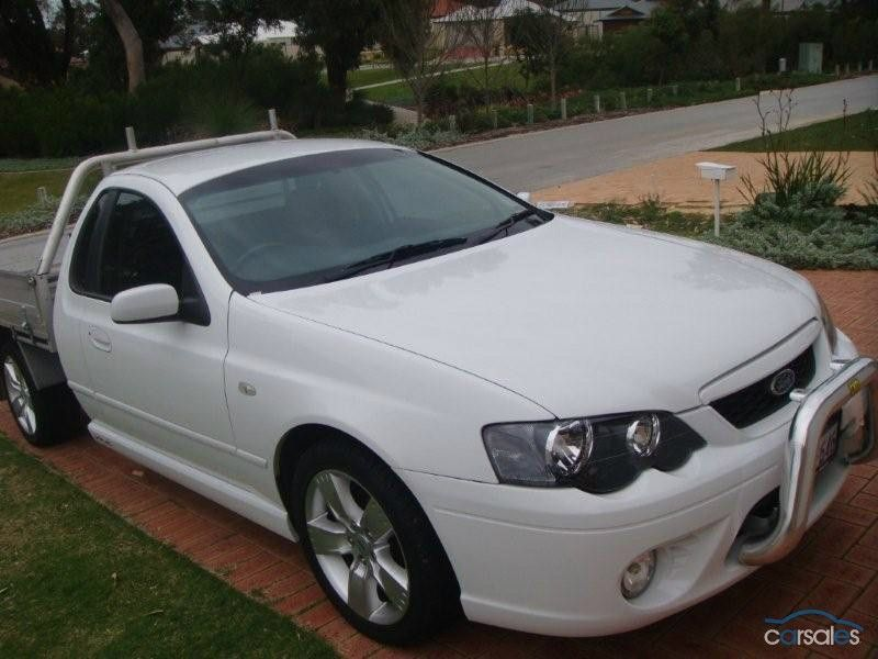 Ford Falcon Bf Xr6 Ute Ford Falcon Ford Ute