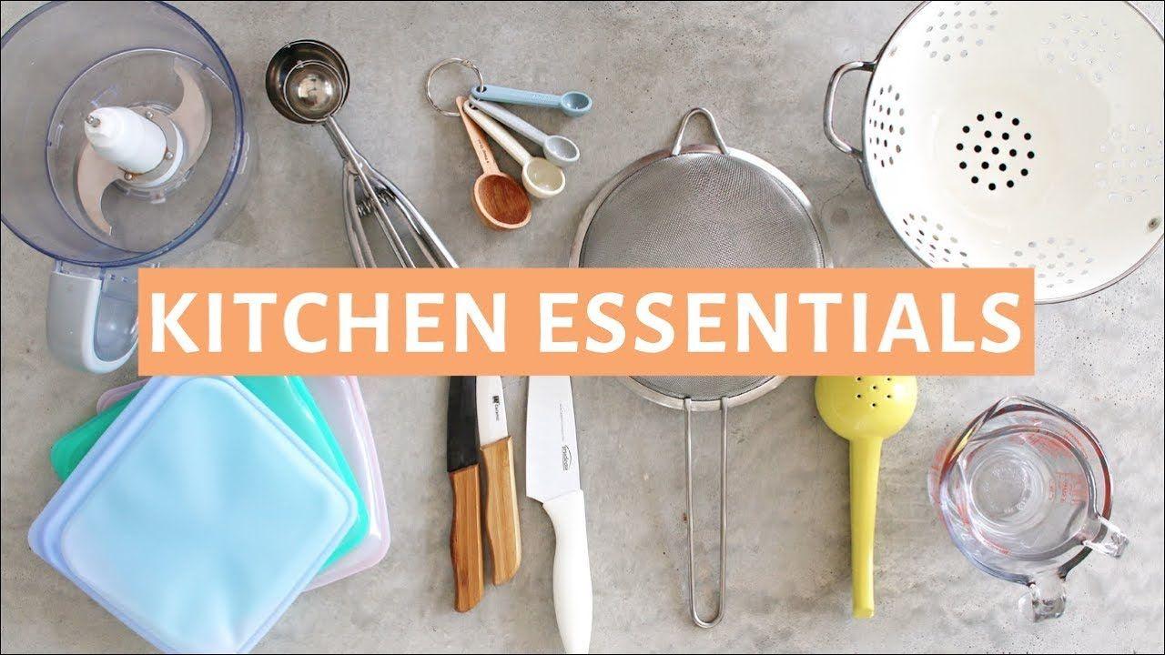 Top 10 Kitchen Essentials Best Kitchen Tools 2018 With Images Kitchen Essentials Cool Kitchens Kitchen Tools