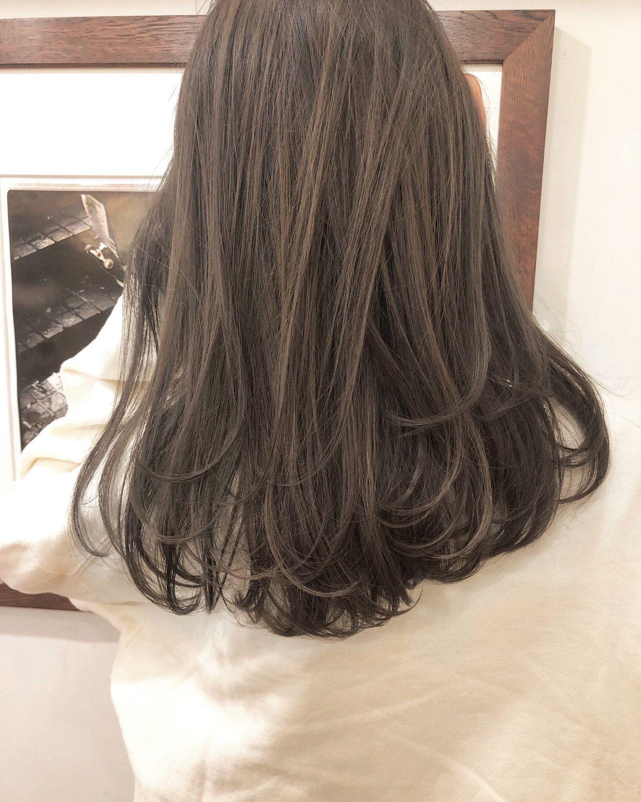 ダークブラウンで旬顔になれる 今っぽ髪色大特集 Hair 髪 色 ヘアスタイリング ヘアカラーダーク