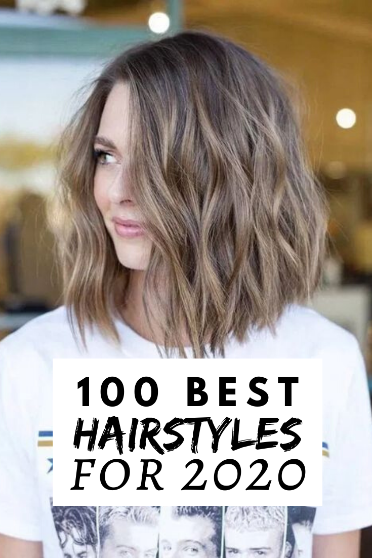 shoulder length wavy hair style idea + balayage / #hairstyles