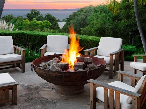 Estufas y chimeneas para terrazas de invierno pinteres for Estufas para terrazas