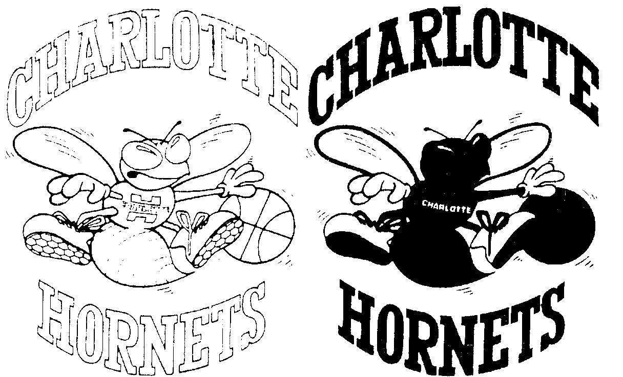 images of the charlotte hornets basketball logos | CHARLOTTE HORNETS ...