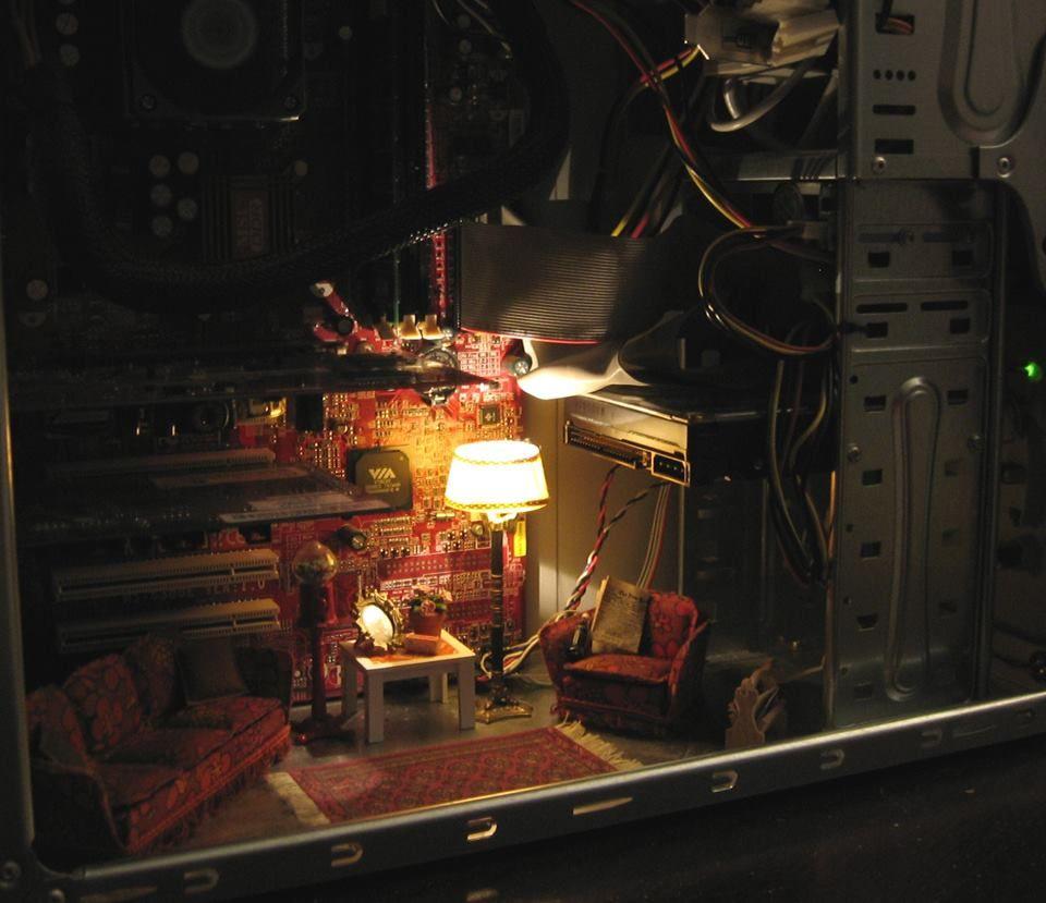 Cozy Computer