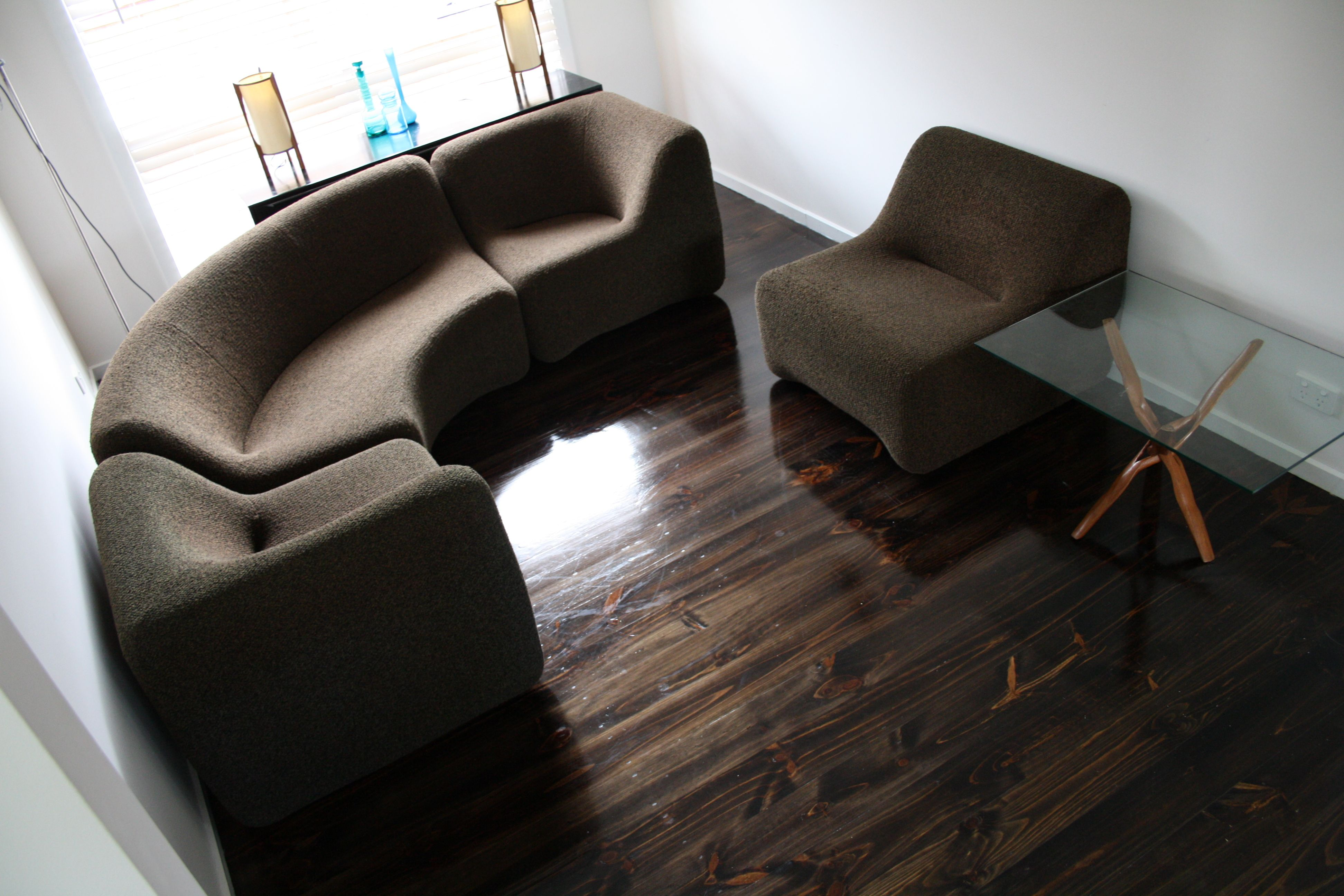 Grant featherston numero mid century modular lounge retro vintage 360 modern furniture