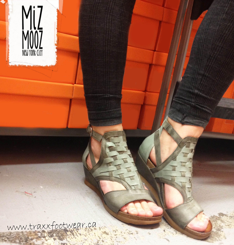 Pin by Traxx Footwear on Miz Mooz