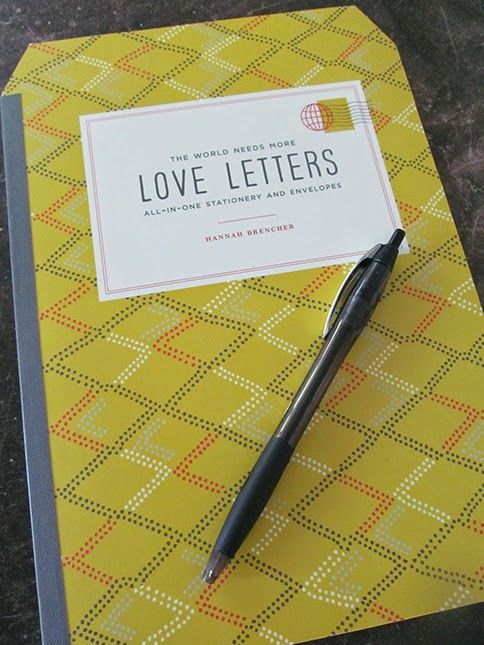 The World Needs More Love Letters Start writing yours today