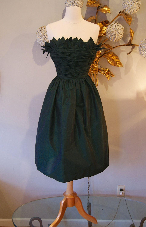 1960 S Cocktail Dress 60s Cocktail Dress Cocktail Dress Vintage Vintage Clothing Boutique [ 1500 x 966 Pixel ]
