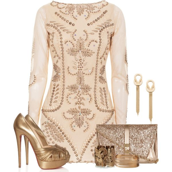 Formal Neutrals, created by jackaford-bittick on Polyvore