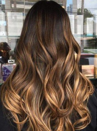wow die tollsten balayage looks frisuren pinterest haar frisur und haar und beauty. Black Bedroom Furniture Sets. Home Design Ideas