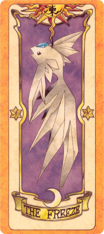 Hielo (The Freeze, 凍) Sakura Card Captors Wiki Fandom